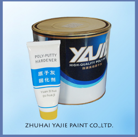 Yj Car Putty Machine Body Filler
