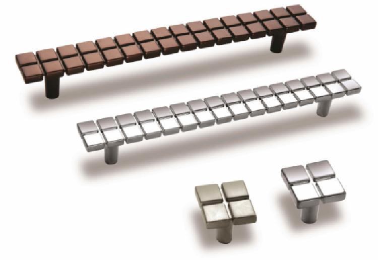 Furniture Accessoires Zinc Alloy Cabinet Handle