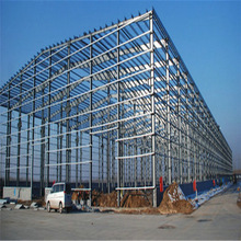 steel building structure with SGS certificated