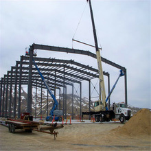 prefab poultry farm chicken house steel structure