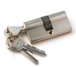 Cylinder Lock, Door Lock, Brass Cylinder Lock (AL-904)