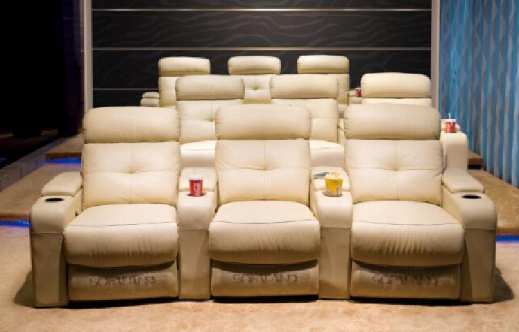 Home Theater Seating Furniture Sofa