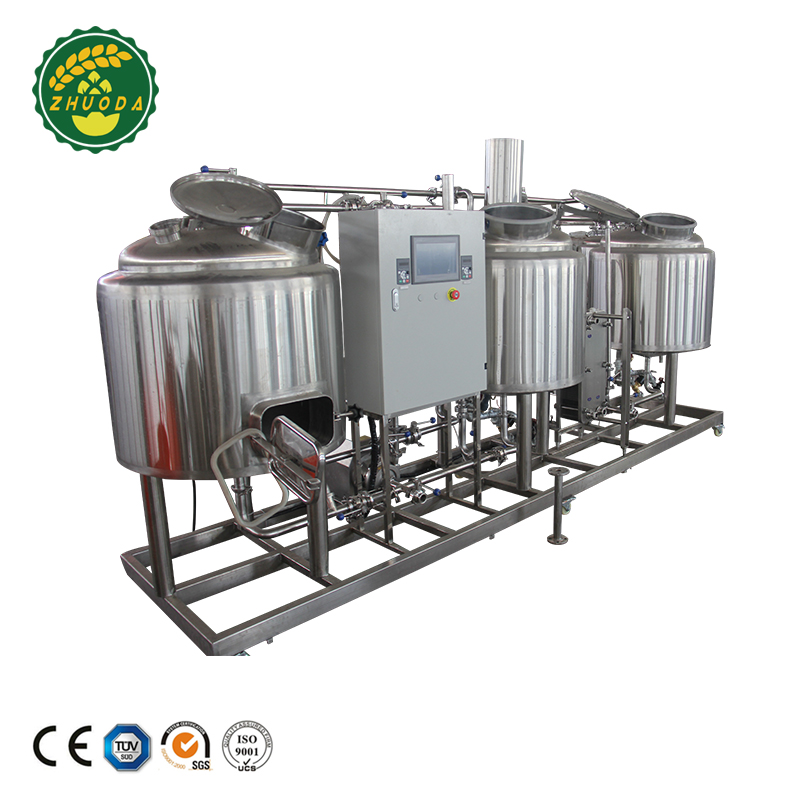 300L Beer Brewery Equipment Home Brewery Machine
