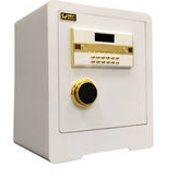 Fingerprint Fire Resistant and Fireproof Safe Box for Office and Bank Use