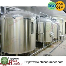 Large turnkey 4000L beer Brewing equipment for sale