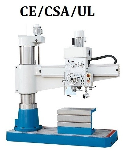 Radial Drilling Machine with Ce Approved