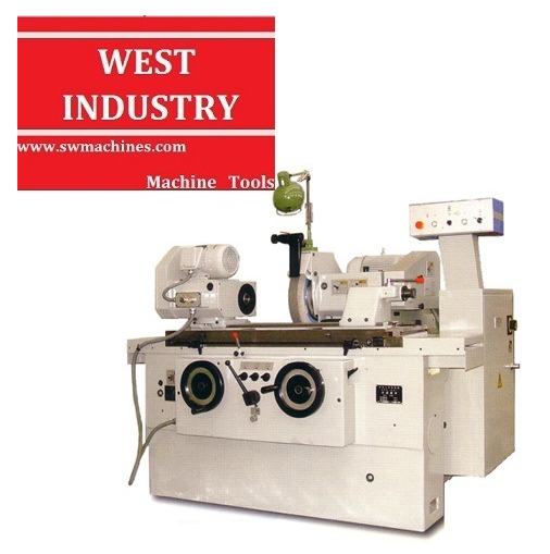 Universal Cylindrical Grinder with CE Standard