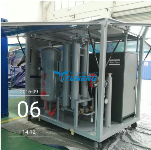 GF Series Dry Air Generator for Transformer Drying