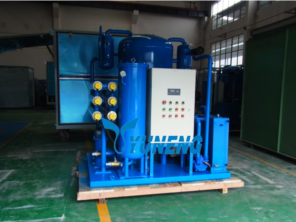 Factory Direct Sale Vacuum Turbine Oil Purification Plant with ISO