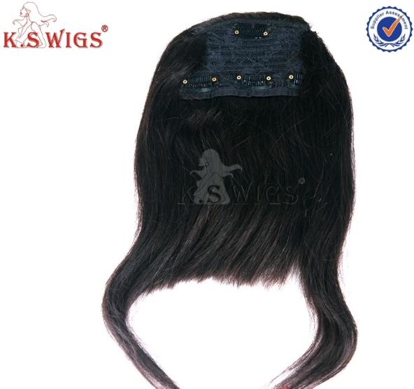 Premium Brazilian Virgin Hair Fringe Human Hair