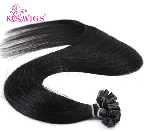 Keratin Remy Human Hair Extension Indian Hair