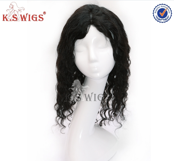 Indian Human Hair Full Lace Wig Human Hair Wig