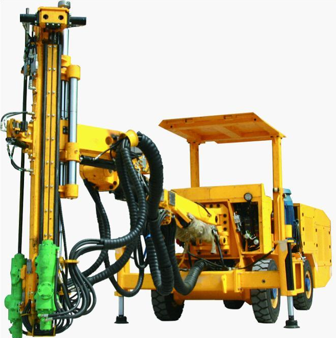 Underground Drilling Jumbo/Bolting Jumbo