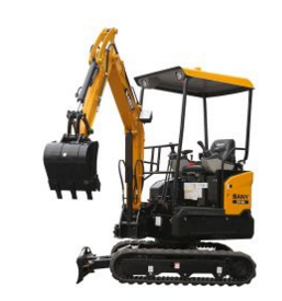 Sany Sy16c 1.75 Tons Mini Garden Excavator Price for Sale