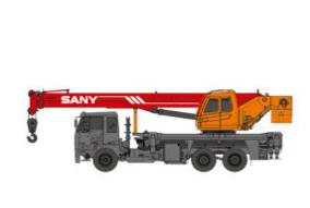 Sany Stc300s Truck-Mounted Crane 30 Ton Mobile Crane Price
