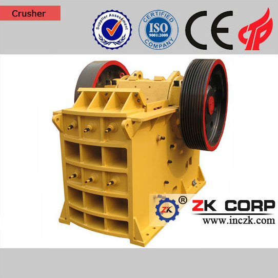 Multifunction Ceramic Sand with Jaw Crusher