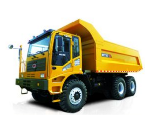 Cheapest/Lowest Sinomach Mt95 63 Ton Mining Dumper Truck
