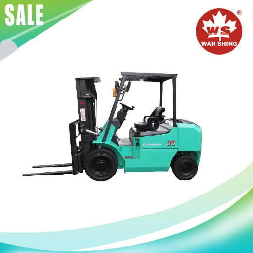 1500kg Battery Forklift with AC Motor