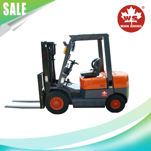 2ton Diesel Fork Lift with C240 Engine