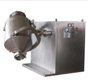Three Dimensional Mixer Equipment for Aluminium Powder
