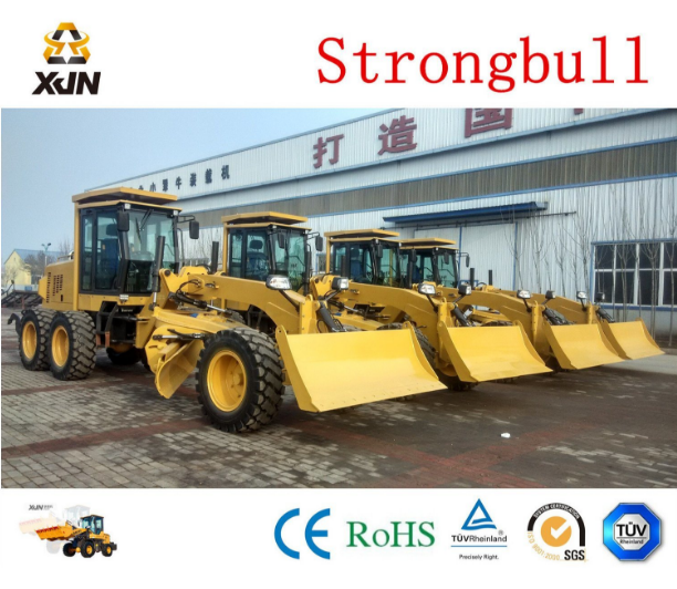 200HP Motor Grader for Sale Py200/Gr200 Road Construction Machine Grader