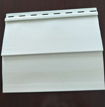 Heat insulation decorative asa PVC exterior wall panel