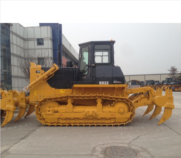 New SD22 Shantui Bulldozer with Ripper