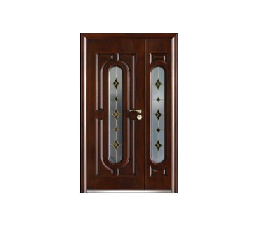 Hotsale Steel Glass Door (WX-LSG-111)