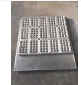 PS Foam Sheet Formed Plastic Foam Egg Tray Forming Machine