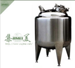 Sanitary Stainless Steel Juice Storage Tank for Juice Production Line