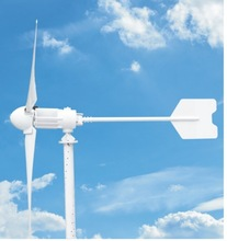 1KW 2KW 3KW wind turbine off grid system for Rooftop ,wind turbine for home use 3KW Rooftop
