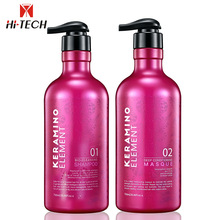 Repair hair surface damaged cuticle no frizz cleansing Hair Salon shampoo