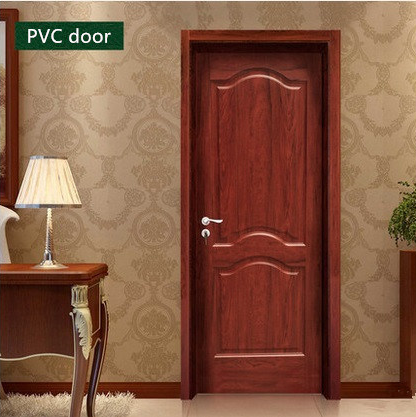 Stylish PVC Doors Populized in Western Countries