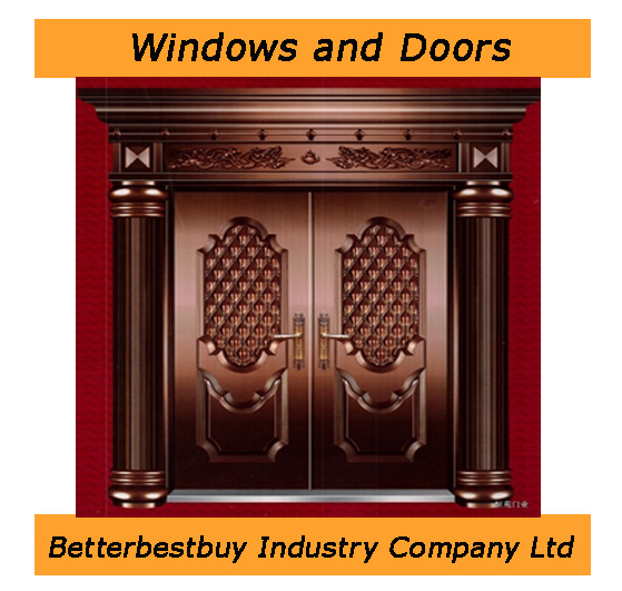 2016 Best Seller Stainless Steel Door