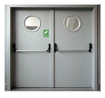 Fire Prevention, Sound Insulation, Heat Preservation Fire Resistance Door