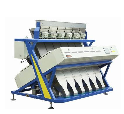 Latest Technology CCD Color Sorter Rice Farming Equipment