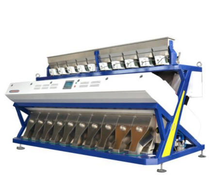 New 5000+ Camera Color Sorter with RGB Technology