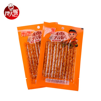 Chinese manufacture supply dried food soy chunks snacks spicy dry Tofu