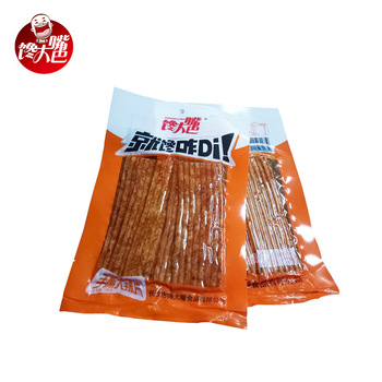 china product traditional snacks vacuum bag vegetarian food bags dofu in bulk