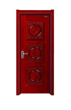 High Quality Economical Solid Wood Door (HDA-018)