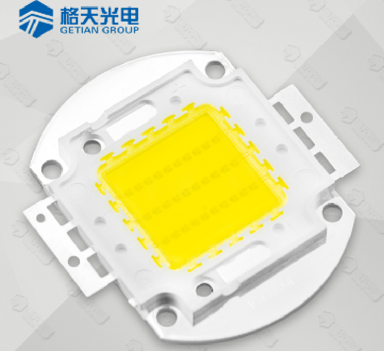Superior Brightness 130-150lm/W High Power 90W COB LED