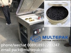 multepak caviar vacuum packaging   machine tin sealing
