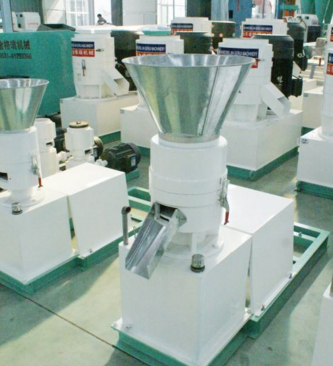 Flat Die Animal Feed Pellet Machine with High Quality