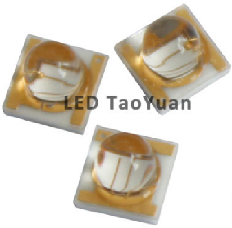 3W 365nm 395nm 405nm High Power UV LED