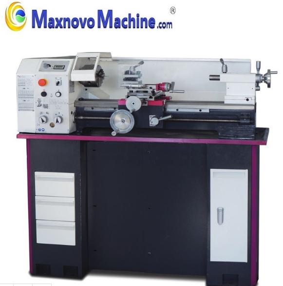 Variable Precision 11X28 Machine Mini Metal Bench Lathe (mm-TU2807V)