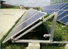 Solar Panel Ground Mounting Bracket