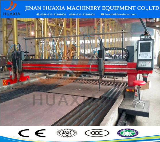 Gantry Type Plasma and Flame Cutting Machine/Gantry Flame Cutting Machine/Gantry Gas Cutting Machine