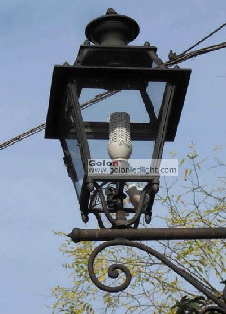 LED Street Bulb 20W, E40 E27 LED Bulb for Street, Garden, 100-300V