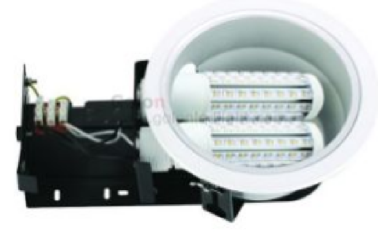 LED Pl Lamp Light 5W-30W Option LED Plt Lamp Gx24D Gx24q G24D G24q G23 E27 E26 B22 100-277VAC