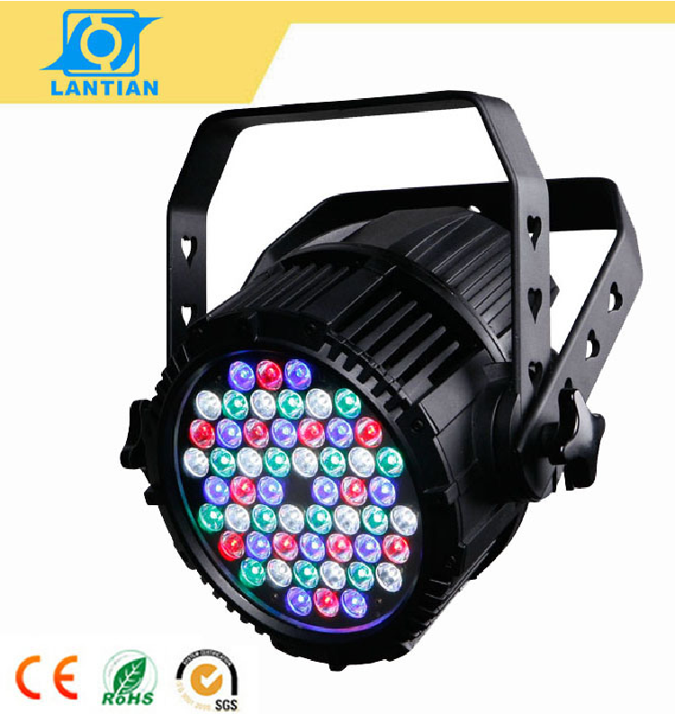 Ellipsoidal Waterproof Disco PAR Colorful Light